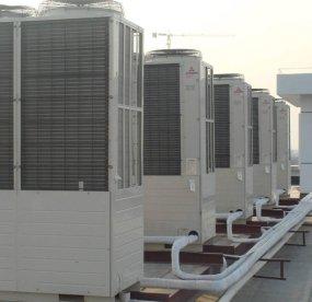 我们应该如何正确摆放中央空调室内机使家居装